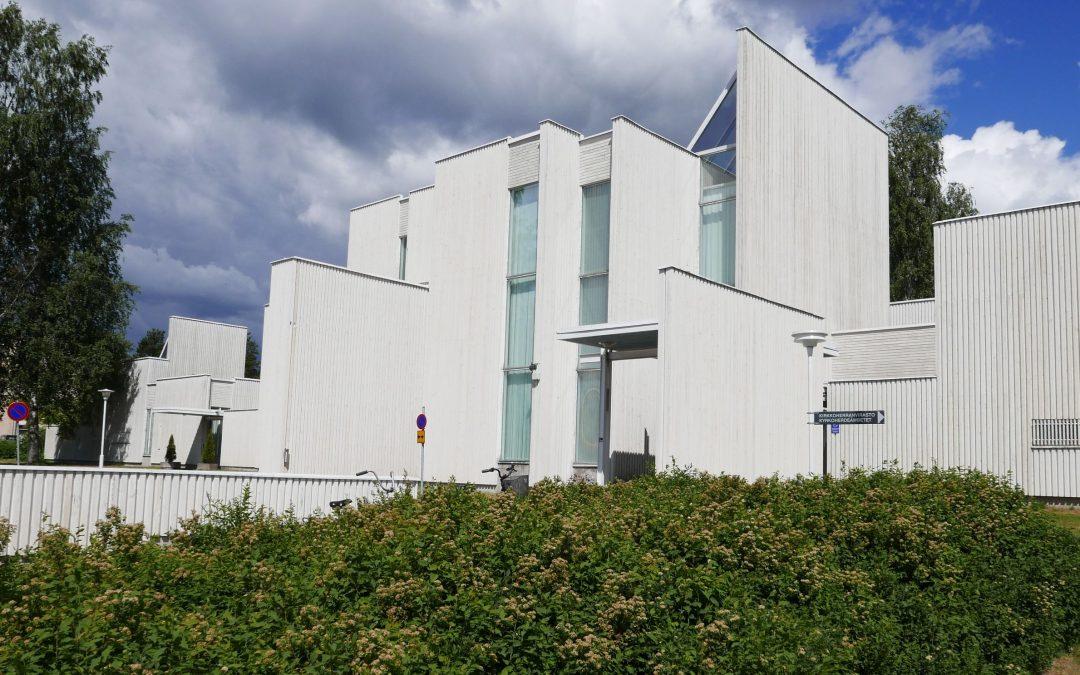 Minna Hakapää: Kirkkonummi tarvitsee kulttuuritiloja