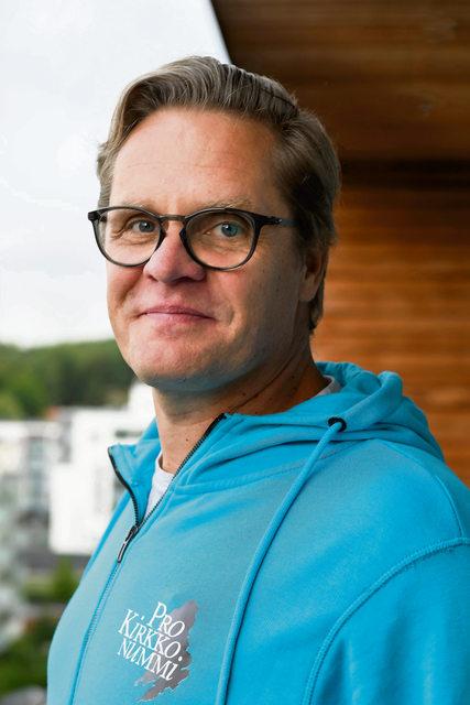 Antti Kilappa käytti otto-oikeutta kirjastoasiassa